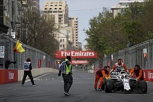 Formel 1 News Nach Baku: Williams fordert Überprüfung von Sirotkin-Strafe