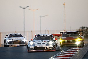 Endurance Race report A total of 89 cars take the start of the 24H Dubai