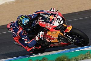 Superbike-WM News Honda: