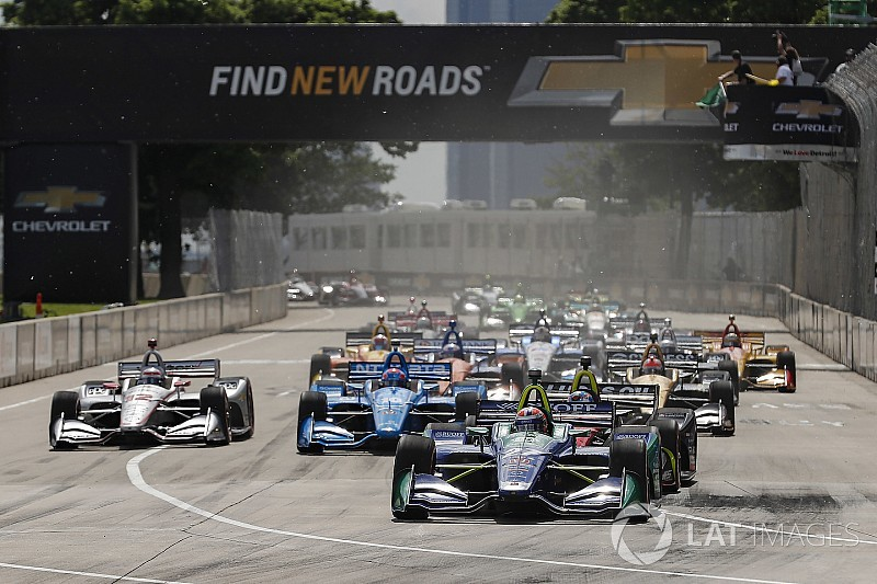 2018 IndyCar mid-season review
