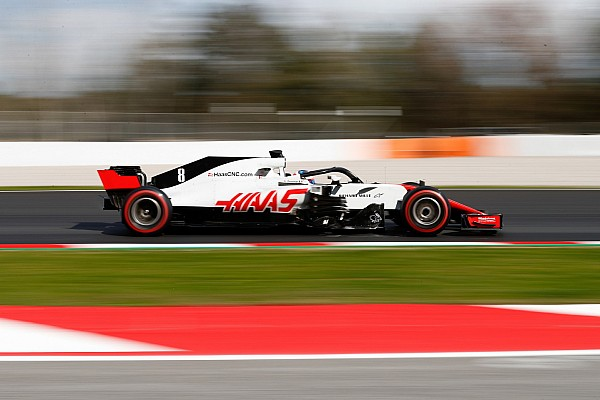 Fittipaldi sprak voor zware crash met Haas over testrol