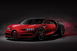 Bugatti представила екстремальну версію Chiron Sport