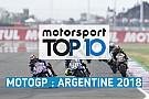 Vidéo - Le top 10 du GP d'Argentine