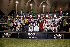 General Репортаж з гонки Німці впоралися без Феттеля і другий рік поспіль виграли Кубок Націй ROC-2018