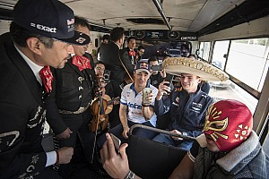 Fórmula 1 Galería VIDEO: Verstappen a bordo de un