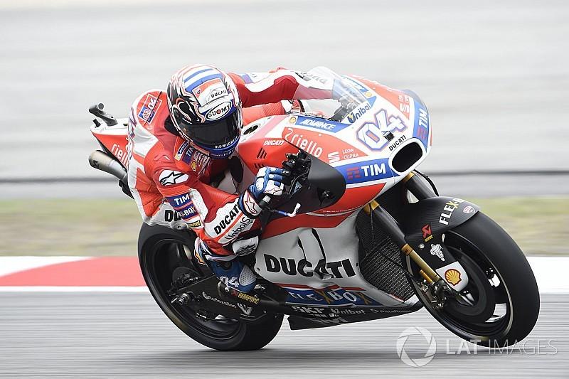 マレーシアGP:初日はドヴィツィオーゾが両セッションで首位発進