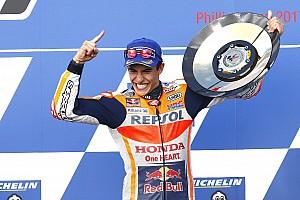 MotoGP News WM-Leader Marc Marquez will nach MotoGP-Sieg in Australien