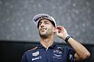 Ricciardo nem hallott Max erősebb motorjáról