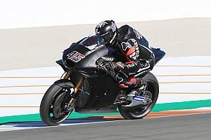 MotoGP Самое интересное Новые (и старые) лица. Фото с тестов MotoGP в Валенсии