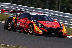 Super GT Race report