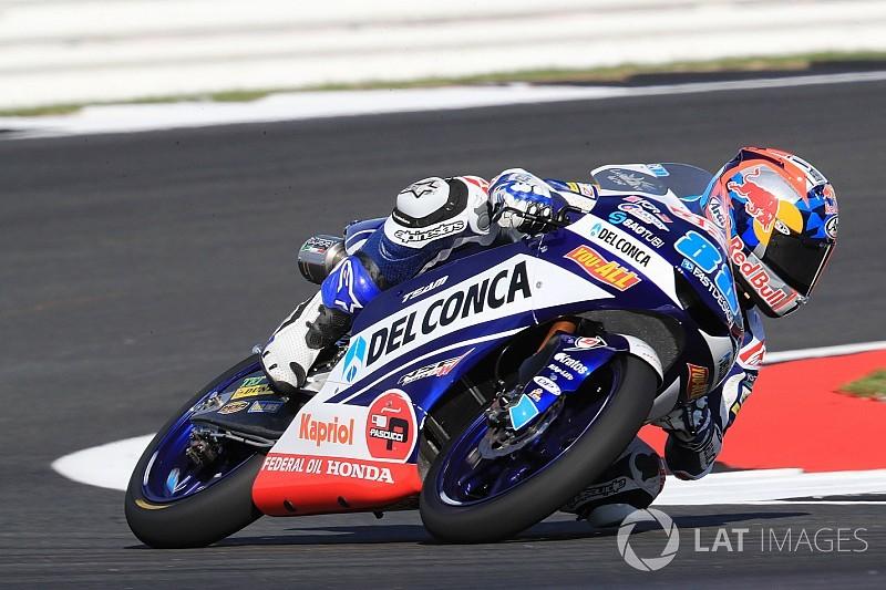 Martín se lleva la 7ª pole de la temporada con Bezzecchi por los suelos