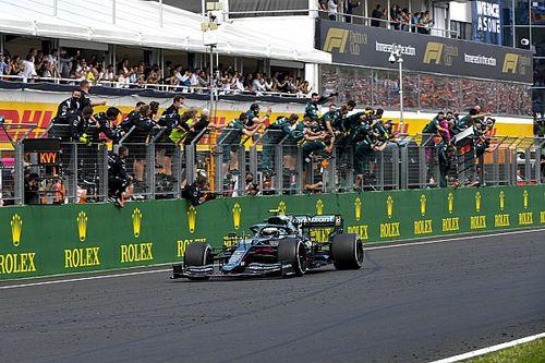 Squalifica Vettel: Aston Martin conferma l'appello