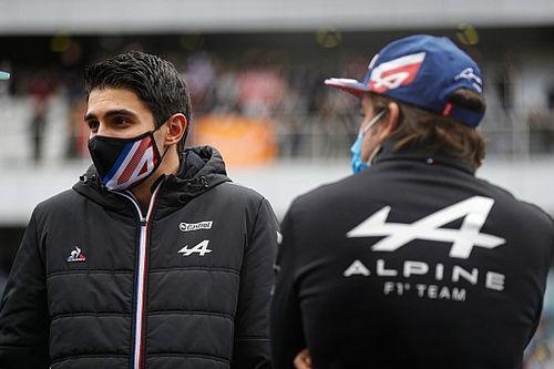 F1: Pilotos da Alpine explicam diferença de desempenho na Rússia