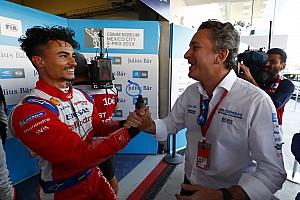 Eerste Formule E-pole voor Wehrlein, Frijns en Vandoorne in achterhoede