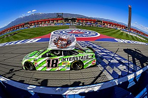What if Kyle Busch's 200 NASCAR wins is just the beginning?
