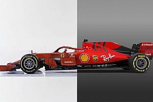Karşılaştırma: 2019 Ferrari SF90 ve 2018 SF71H