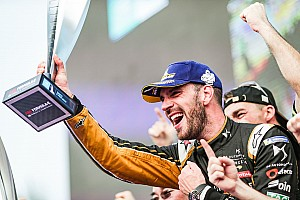 Video: How Vergne reacted to his Sanya win