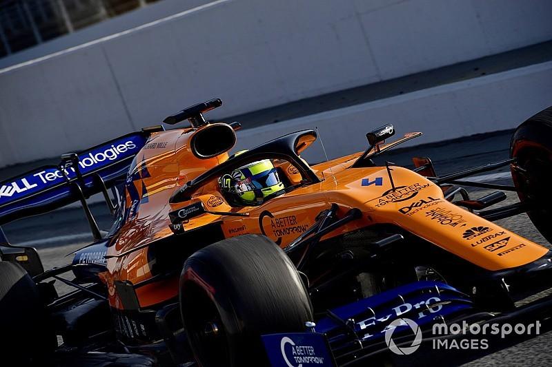 McLaren, en