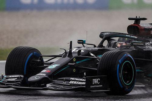 F1シュタイアーマルク予選速報:ハミルトン、圧巻のポール! フェルスタッペン2番手で健闘