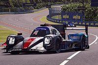 Sanal Le Mans'ın galibi Rebellion-Williams aracı, yarışı 0.5 litre benzin ile bitirmiş