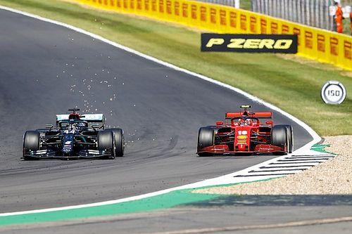 """Hamilton chez Ferrari : """"Ce n'était pas destiné à se faire"""""""