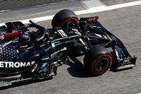 La grille de départ du GP d'Espagne 2020 de F1