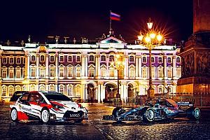 Высшее гоночное общество: FIA Gala в Санкт-Петербурге в фотографиях