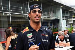 Sering masalah, Ricciardo: Rasanya seperti ditinju