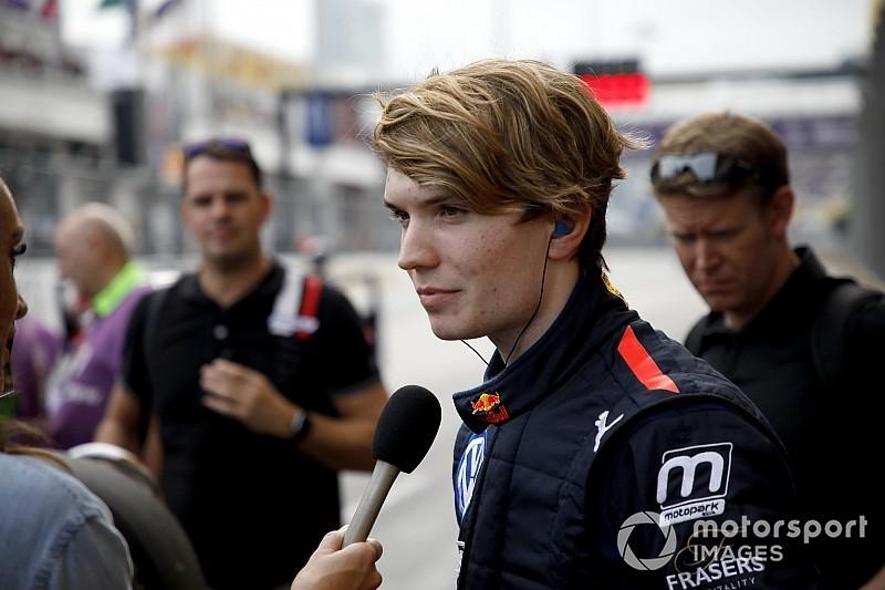 Ticktum zet zinnen op F1-test in RB15 dit jaar: