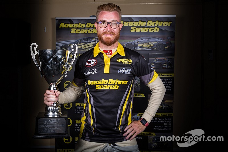 American wins fully-funded Super2 drive