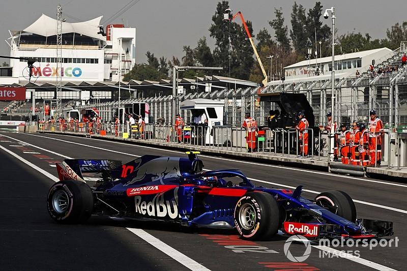 Toro Rosso expected many more Honda problems