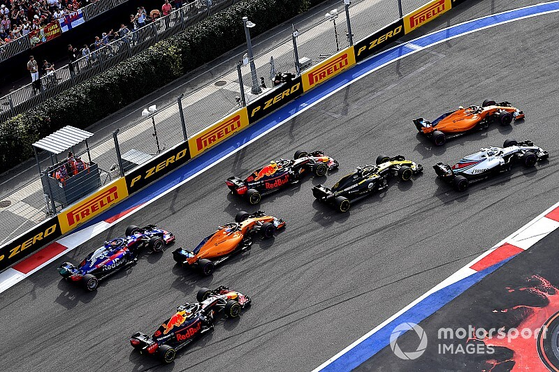 Takımlar, Formula 1'deki gösteriyi geliştirmenin yollarını arıyor