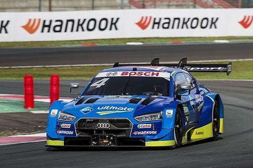 Frijns: DTM return difficult due to Formula E clashes