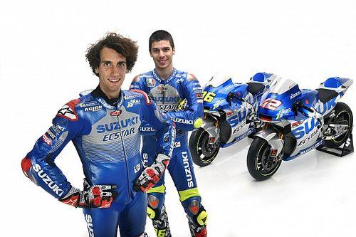 Suzuki toont vernieuwde livery voor MotoGP-seizoen 2020