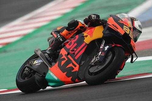 "Binder explains ""super-stupid"" Misano MotoGP sighting lap crash"