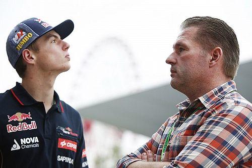 Pai de Max Verstappen admite ter batido em piloto da Red Bull durante Mundial de kart