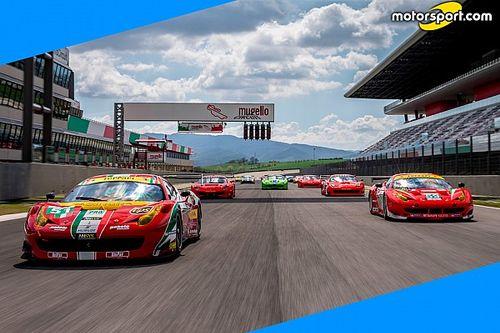 Ferrari Club Competizioni GT: per amore della Rossa