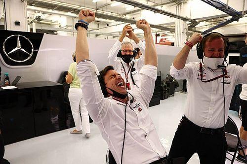 Wolff siente en Mercedes la misma motivación de su primer título