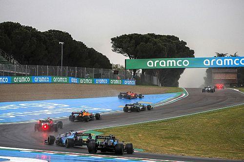 F1: GP em Ímola é paralisado após 'treta' entre Bottas e Russell