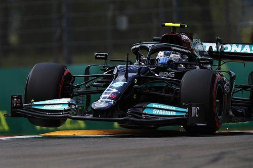 Bottas, Mercedes'in arka tarafıyla ilgili güven eksikliği yaşamış