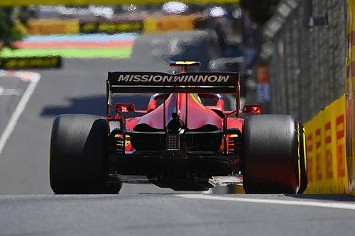 Ferrari discussing new F1 deal despite dropping Mission Winnow logos