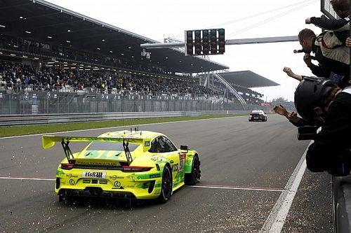 Nurburgring 24h: Manthey Porsche wins shortest-ever edition