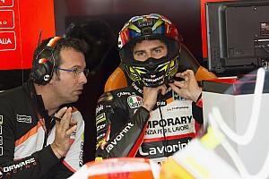 Moto2 Ultime notizie Baldassarri: forte trauma cranico, TAC per escludere danni cerebrali