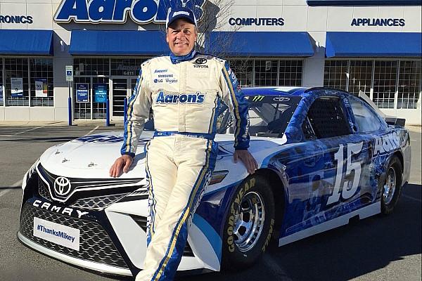 Daytona 500 2017 wird das letzte NASCAR-Rennen von Michael Waltrip