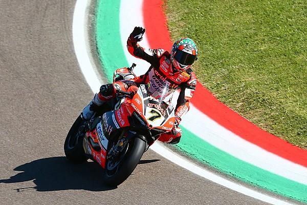 World Superbike WorldSBK Italia: Davies bawa Ducati berpesta di Imola