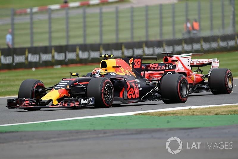 """Vettel claims Verstappen still """"a bit jumpy"""" in braking zones"""