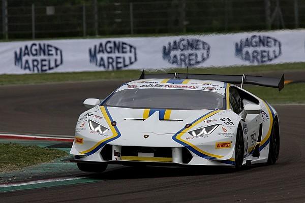 GT Italiano Gara Super GT Cup: tripletta del team Sospiri. Vincono D'Amico-Cazzaniga