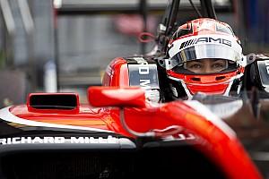 GP3 Crónica de Clasificación George Russell se hace con la pole de GP3 en Spa