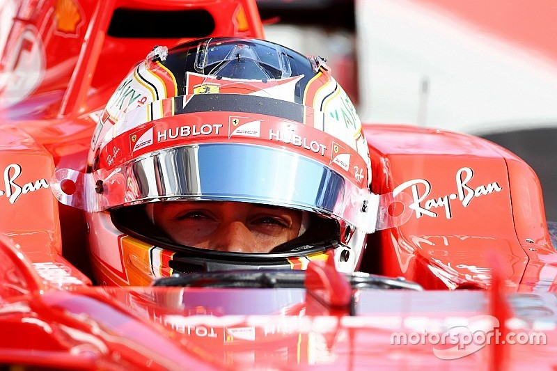 Débuter les essais avec Ferrari sera