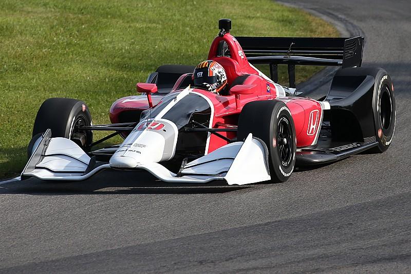 Hinchcliffe: 2018 IndyCar araçlarıyla cadde yarışları zor geçecek